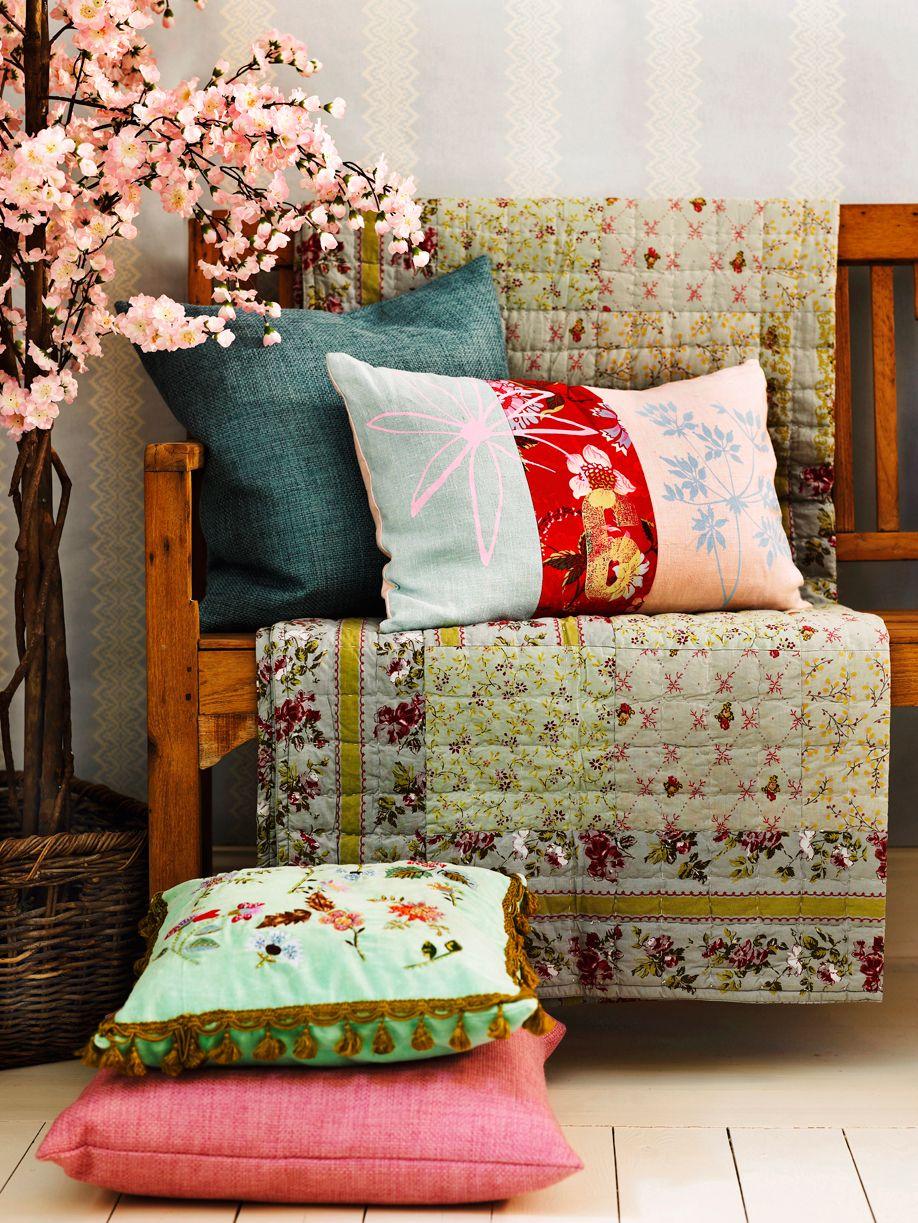 Feng shui f r zuhause mehr im diy ideas zuhause bunte kissen und westwing - Wohnzimmer orientalischer stil ...