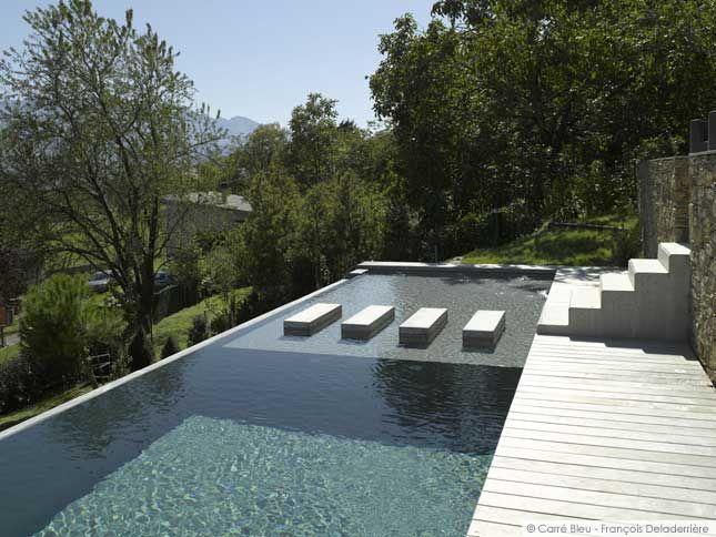 Le couloir de nage PISCINE Pinterest Couloir de nage, Le - Prix Beton Pour Terrasse