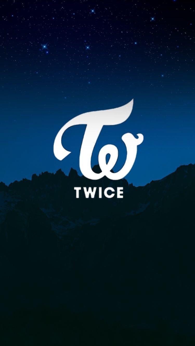 Twice Logo Kpop Logos Logo Twice Kpop Wallpaper
