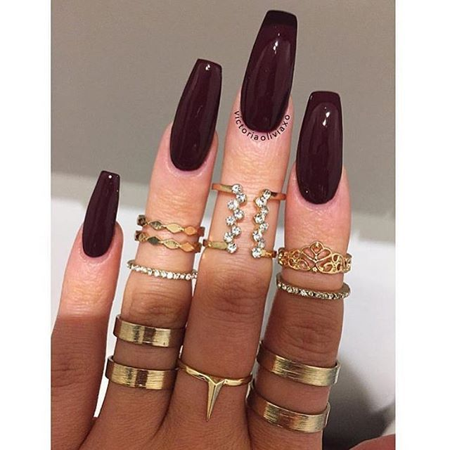 victoriaoliviaxo | Accesories | Pinterest | Makeup, Coffin nails and ...