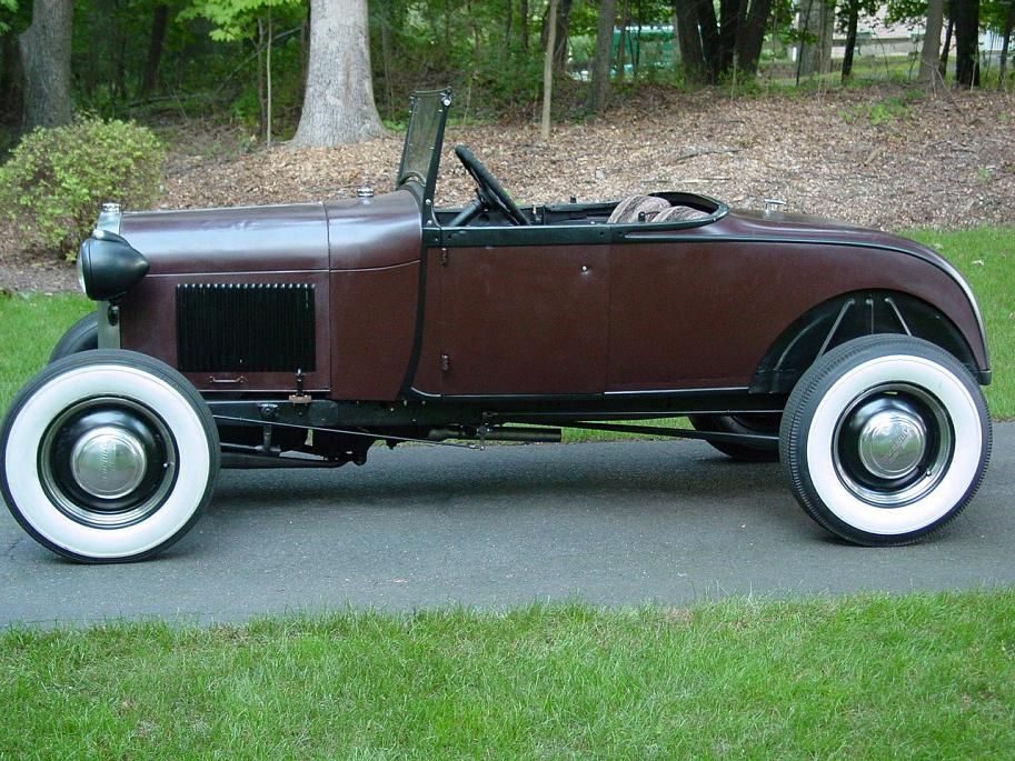 Features - Model A roadster highboys on Model A frames | Page 6 ...