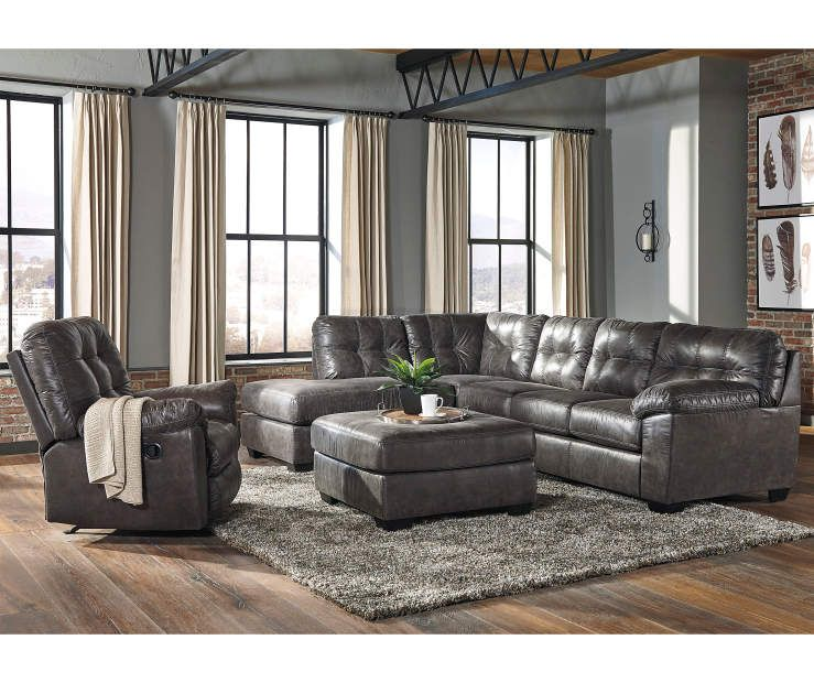 Signature Design by Ashley Fallston Living Room Collection at Big ...