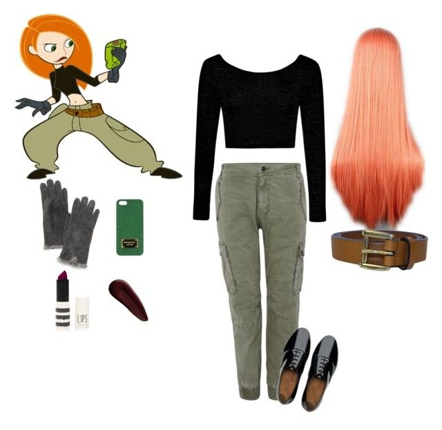"""""""modern Kim possible"""" by polyvore1357 on Polyvore featuring Replay, Boohoo, Gucci, FitFlop, Isotoner, Michael Kors, Topshop, Surratt and modern"""