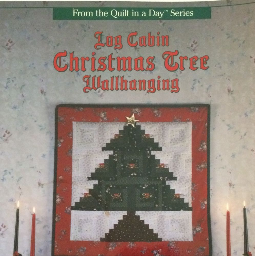 Log Cabin Christmas Tree Quilt.Pin On Taz