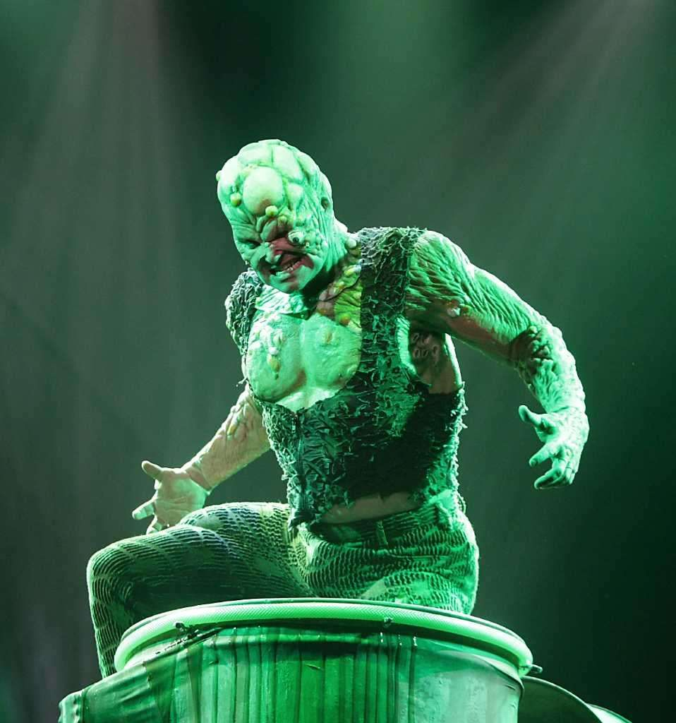 Image result for the toxic avenger the musical Avengers