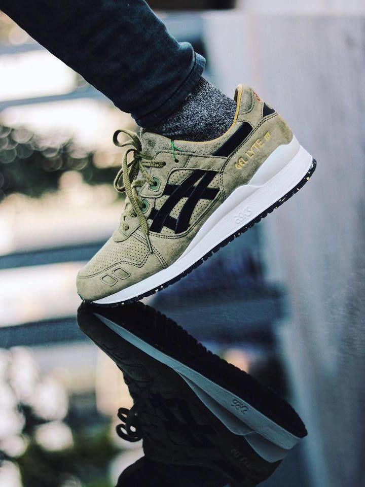 Foot Patrol X Asics Gel Lyte Iii Squad 2015 By Nuin Nt Sneakers Men Fashion Mens Fashion Shoes Bb Shoes