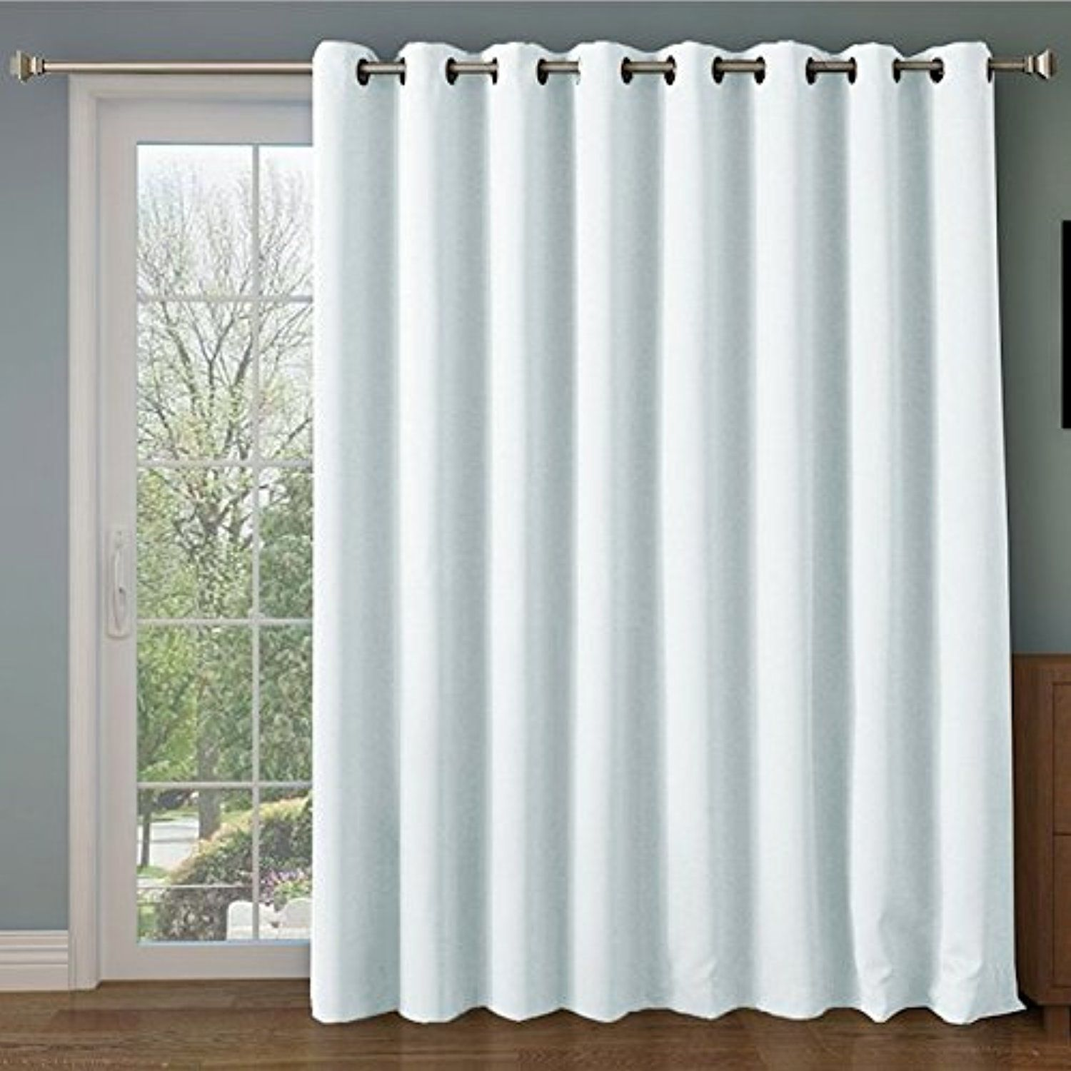 Rhf Room Divider Curtain Panel Blackout Homedcor Curtains Thermal Insulated Blackout Curtains Insulated Curtains