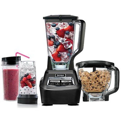 Ninja Mega Kitchen System Blender Processor Nutri Ninja Cups Bl770 Food Processor Recipes Blender Food Processor Blender