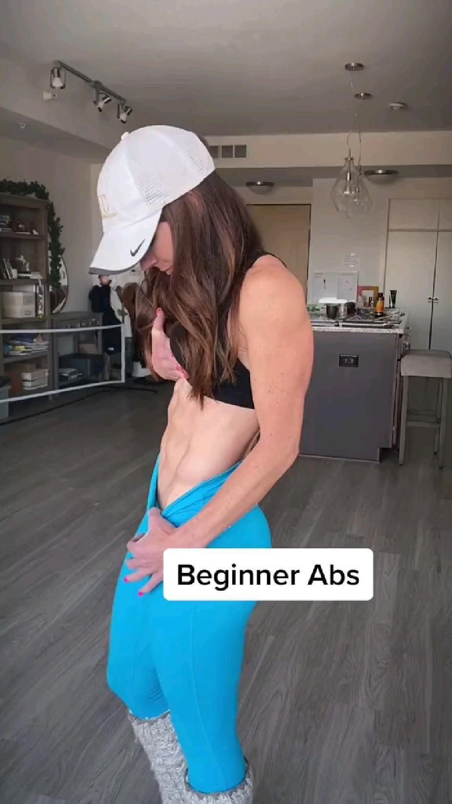 Beginner abs