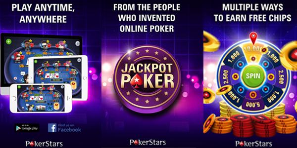 PokerStars launches free mobile poker game, Jackpot Poker