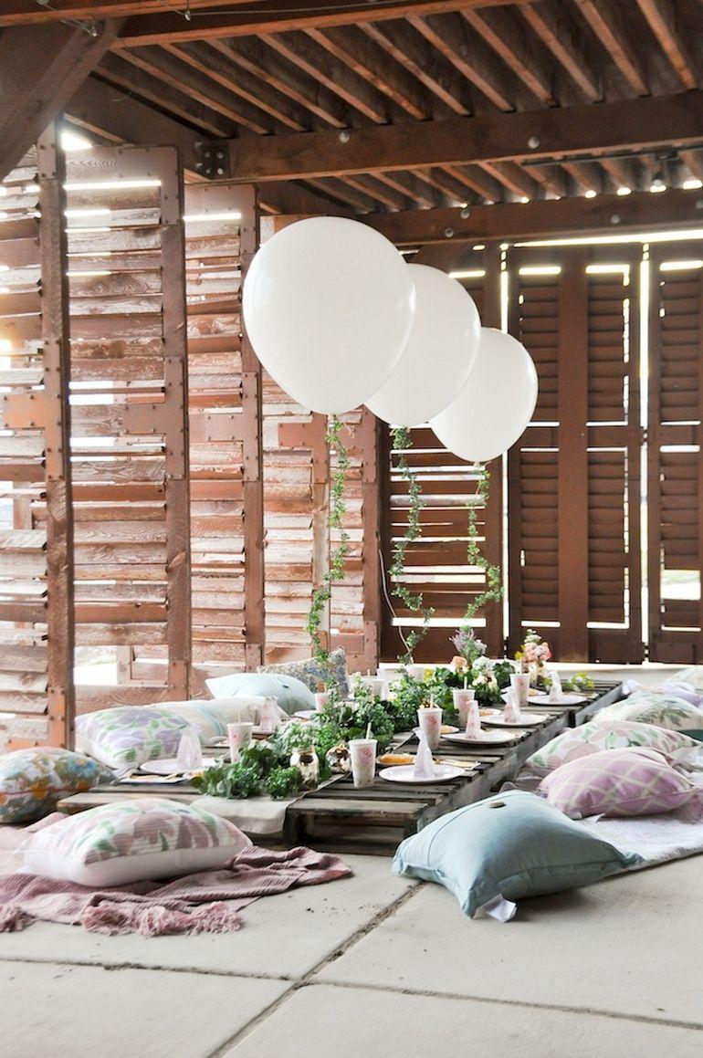 Wedding decoration ideas garden party  Best  Quince Decorations Ideas for Your Party  Quince