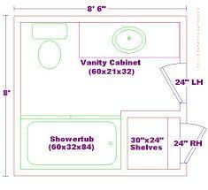 8x10 Bathroom Design Ideas