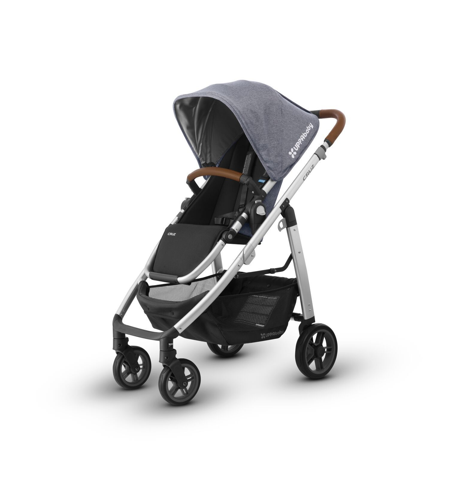 The new Uppababy Stroller Cruz A sleek pushchair with detachable seat on the market 2017 stroller version