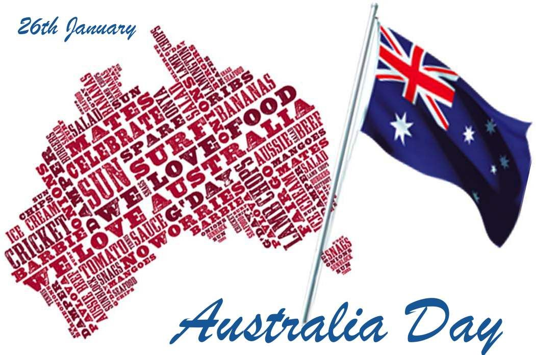 Wishing all Aussies, New Aussies, almost New Aussies and Aussie expats a very happy Australia Day. Celebrate, stay safe and enjoy.
