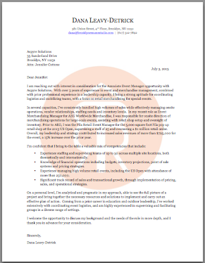 resume proposal manager 301