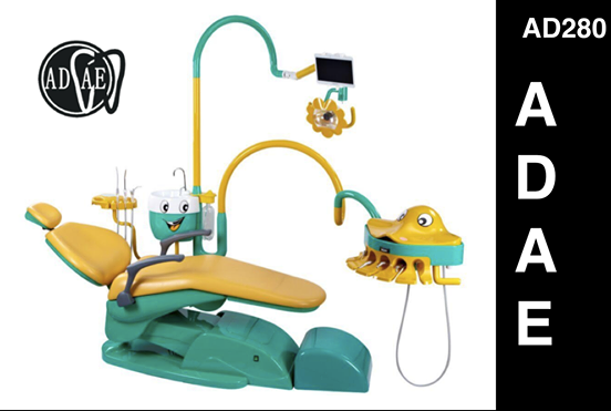 AD280 dental unit for kids The unit, Air compressor oil