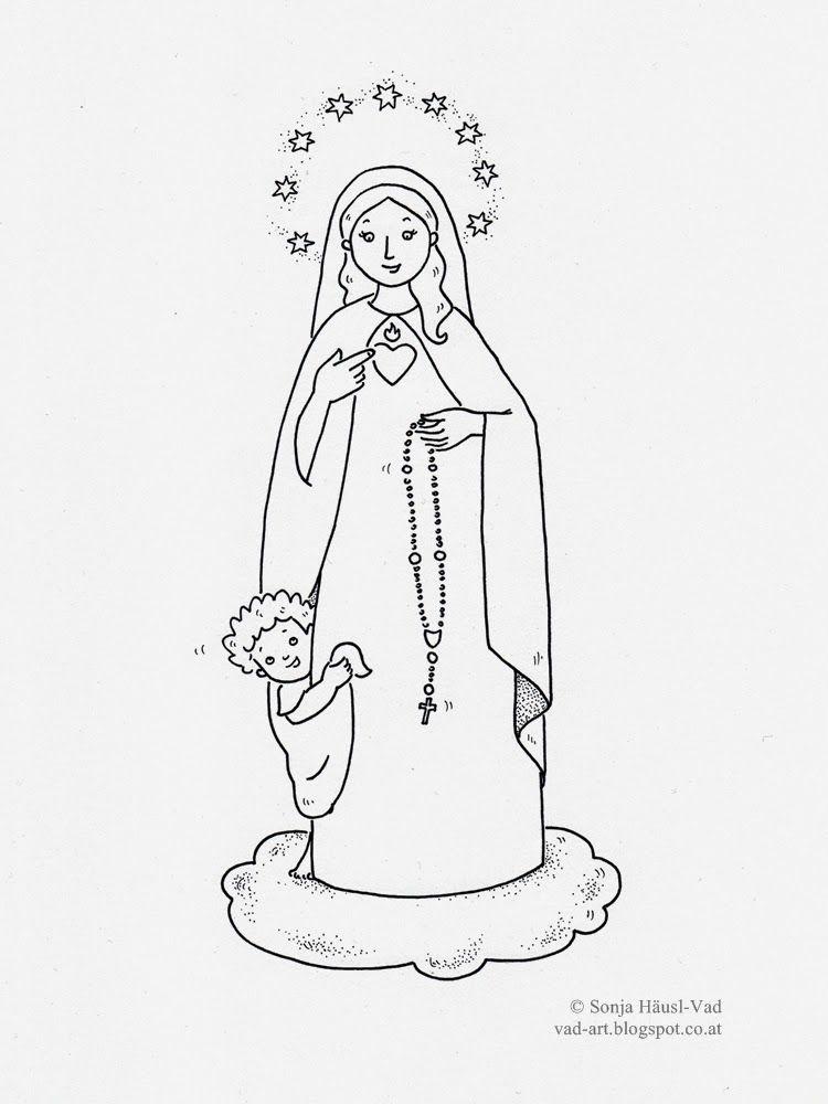 Ausmalbilder zur Bibel | Maria | Pinterest | die Bibel und Ausmalbilder