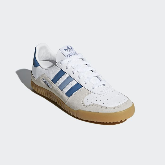 huge selection of a4680 70829 Indoor Comp SPZL Shoes White 10.5 Mens