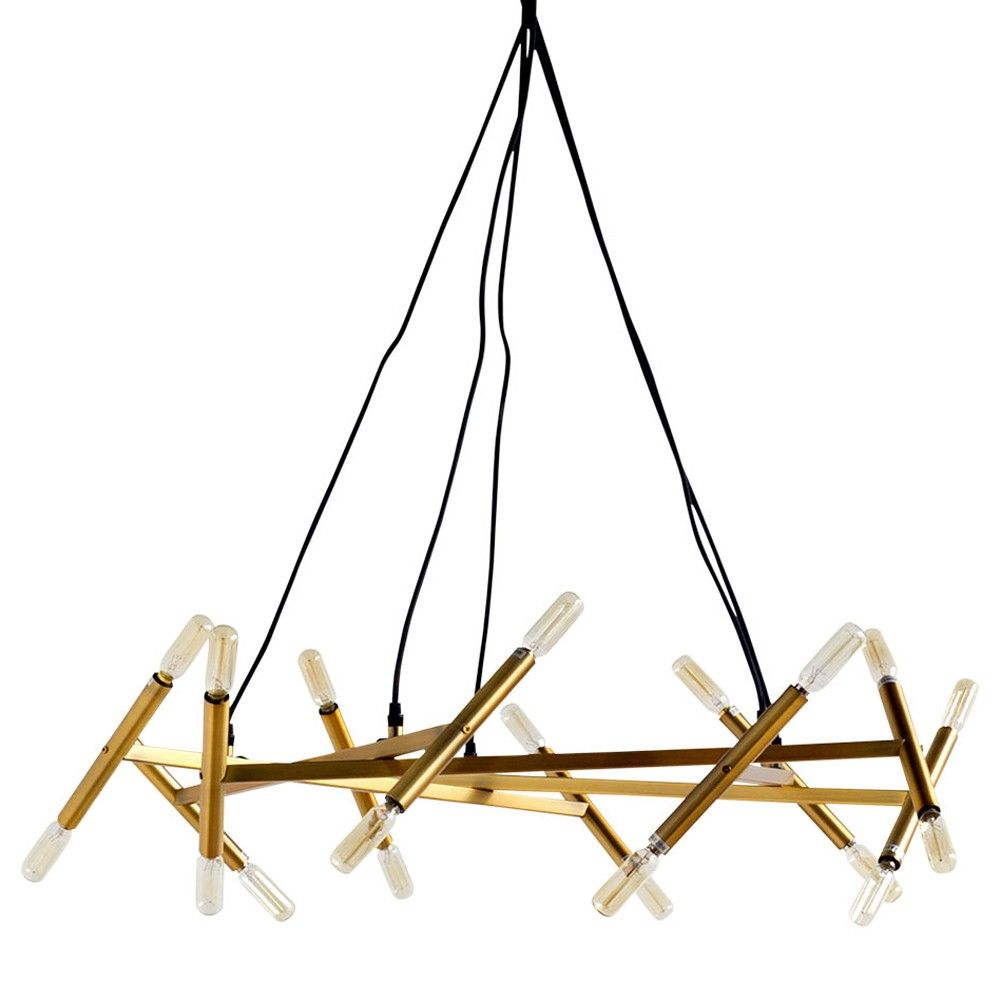 Z Gallerie Light Fixtures: Plympton Chandelier By Candelabra Home Has A Sleek