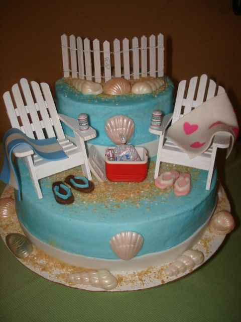 Couples shower cake   A couple showers cake for my nephew and his      Couples shower cake   A couple showers cake for