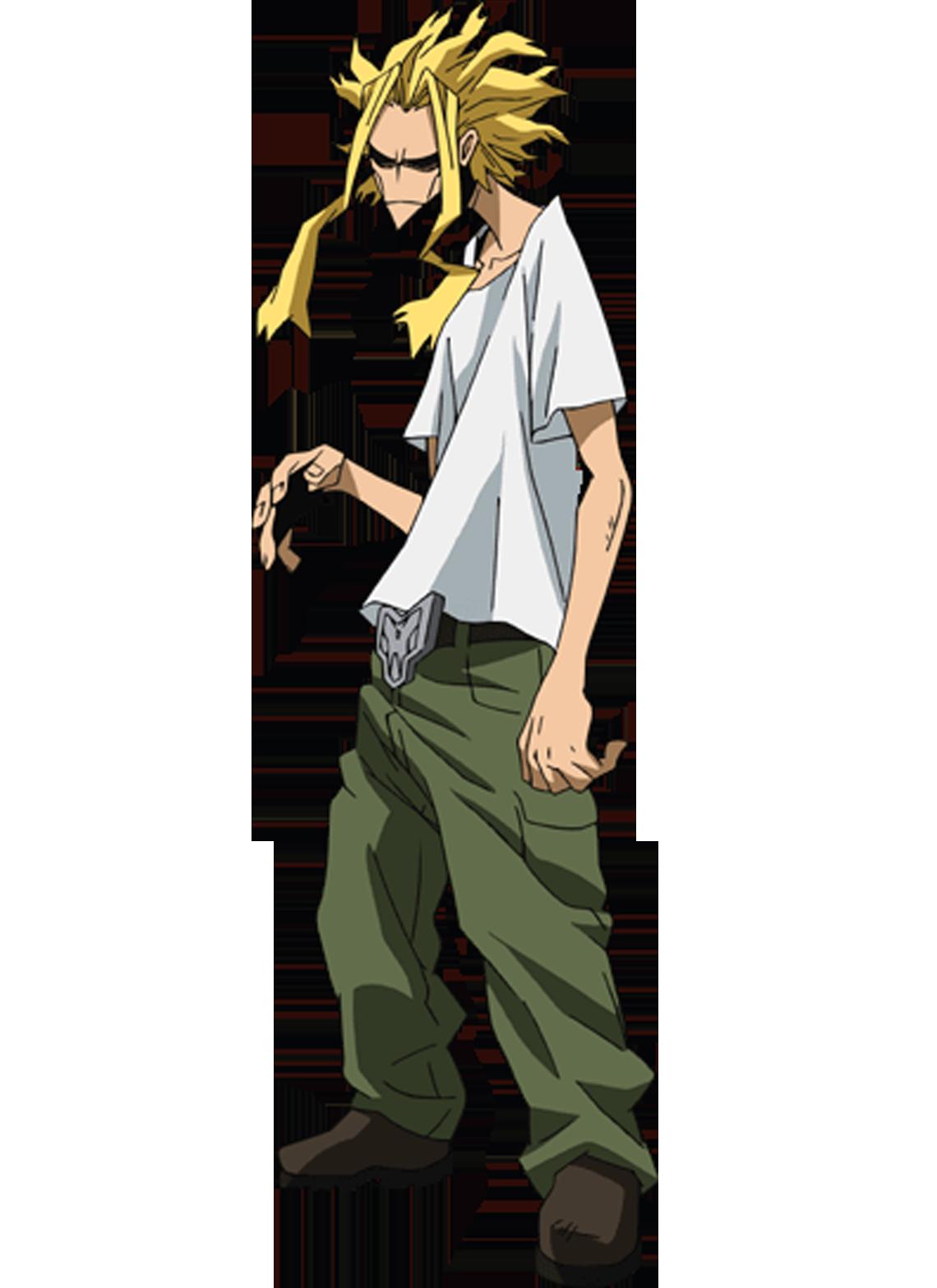 All Might Toshinori Yagi Hero Academia Characters My Hero Academia My Hero