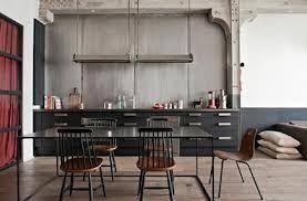 Chique Industriele Keuken : Chique industriële keuken interior keuken keuken