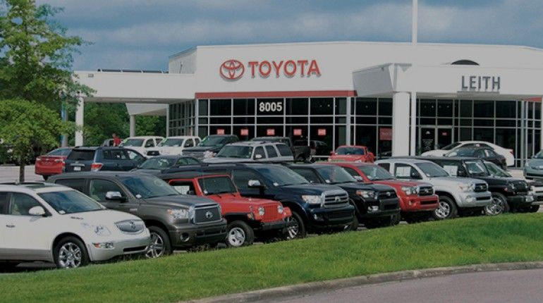 Toyota Dealerships In Nc >> Leith Toyota Raleigh1 North Carolina Toyota Dealer
