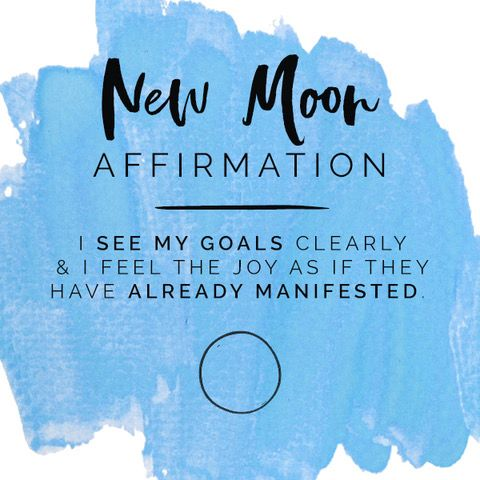 NEW MOON WISHING RITUAL FOR MANIFESTING YOUR BIGGEST, BOLDEST GOALS #newmoonritual