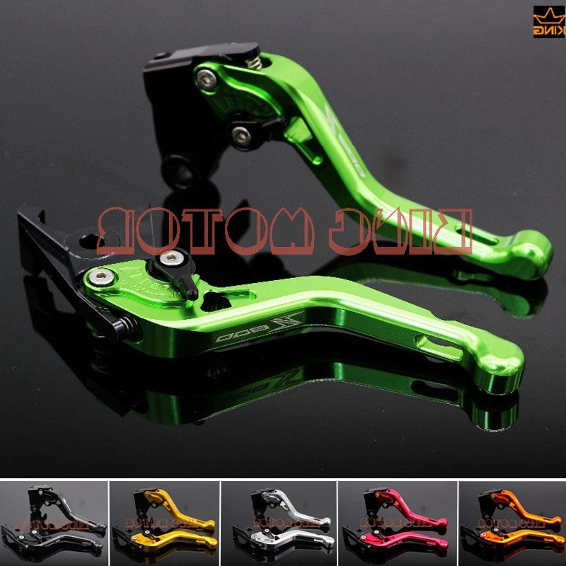 39.99$  Watch now - https://alitems.com/g/1e8d114494b01f4c715516525dc3e8/?i=5&ulp=https%3A%2F%2Fwww.aliexpress.com%2Fitem%2FNEW-Motorcycle-For-KAWASAKI-Z800-2013-2015-Short-Brake-Clutch-Levers-LOGO-Z800-Green%2F32323785216.html - For KAWASAKI Z800 2012-2016 Motorcycle Accessories Short Brake Clutch Levers LOGO Z800 Green