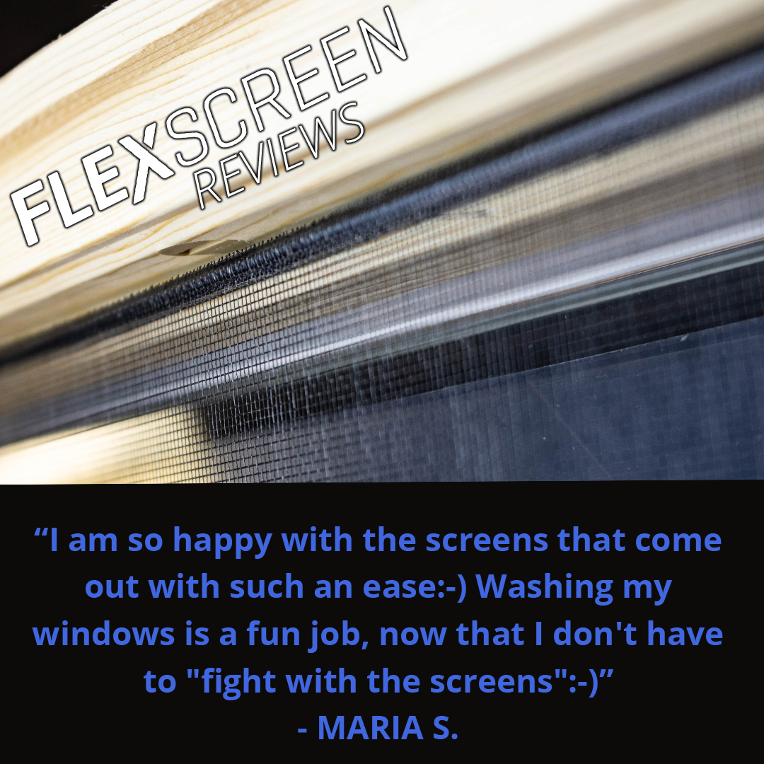 Our Goal Was To Create A Window Screen That Solved All Of The Problems Of A Traditional Window Screen As Well As Use Flexscreen Traditional Windows Flex Screen