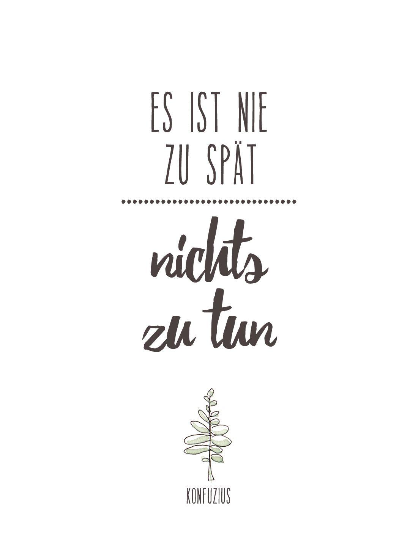 Typo Print ZITAT