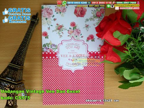 Undangan Vintage Vee Dan Excel Hub: 0895-2604-5767 (Telp/WA)undangan pernikahan,undangan pernikahan murah,undangan pernikahan unik,undangan pernikahan grosir,grosir undangan pernikahan murah,jual undangan pernikahan murah,undangan pernikahan vintage,jual undangan pernikahan vintage,undangan pernikahan vintage murah,undangan vintage,jual undangan vintage  #undanganpernikahanmurah #undanganpernikahangrosir #undanganpernikahan #jualundanganpernikaha