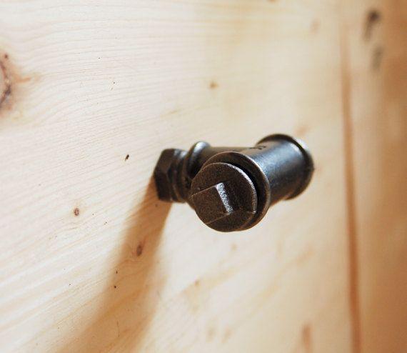 Bouton   poignée de porte, de meuble, de tiroir Style original en - bouton de porte meuble salle de bain