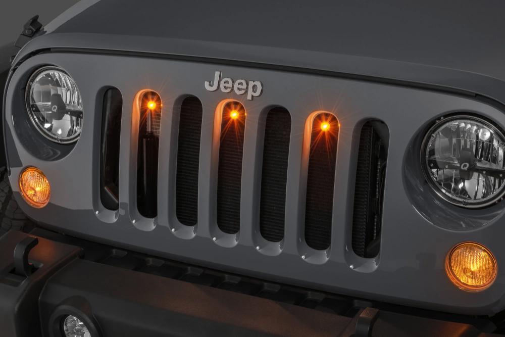Quadratec Pre Runner Led Light Bar Kit For 07 18 Jeep Wrangler Jk Led Light Bars Amber Led Light Bar Bar Lighting