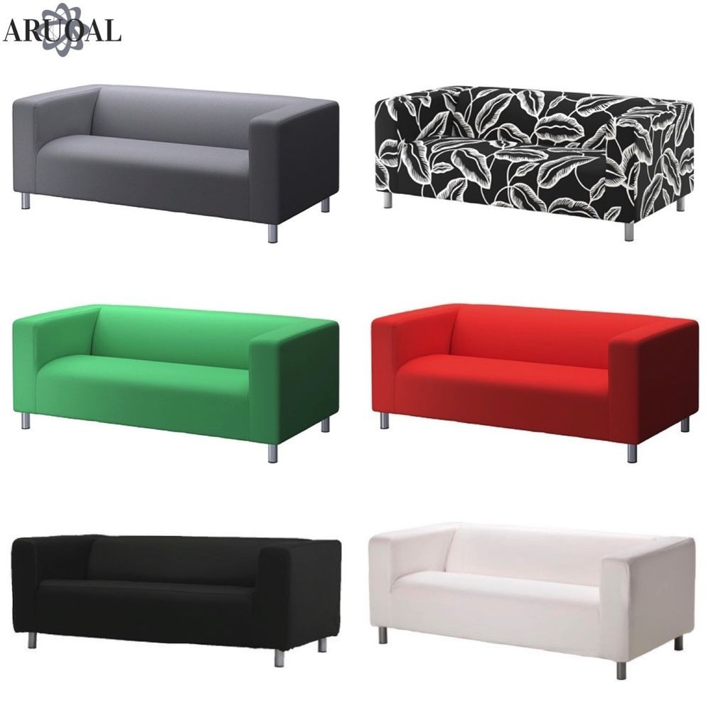 Ikea Klippan Cover 2 Seat Sofa Various Colours Sofa Not Included