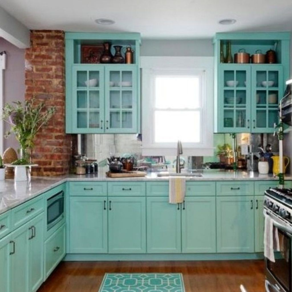 Tolle Blau Küchendekor Pinterest Galerie - Küchen Design Ideen ...