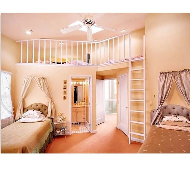 This Is A Really Fancy Bedroom Girl Room Inspiration Cool Rooms For Teenagers Awesome Bedrooms