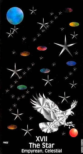 Crow's Magick Tarot ► The Star