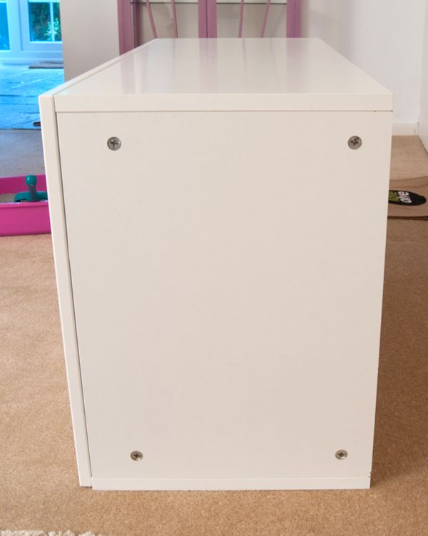 materials: faktum wall cabinet, applåd white door, bestÅ push