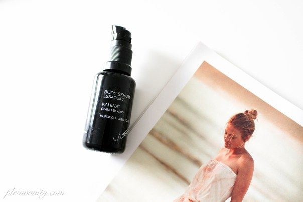 Kahina Giving Beauty's Essaouira Body Serum