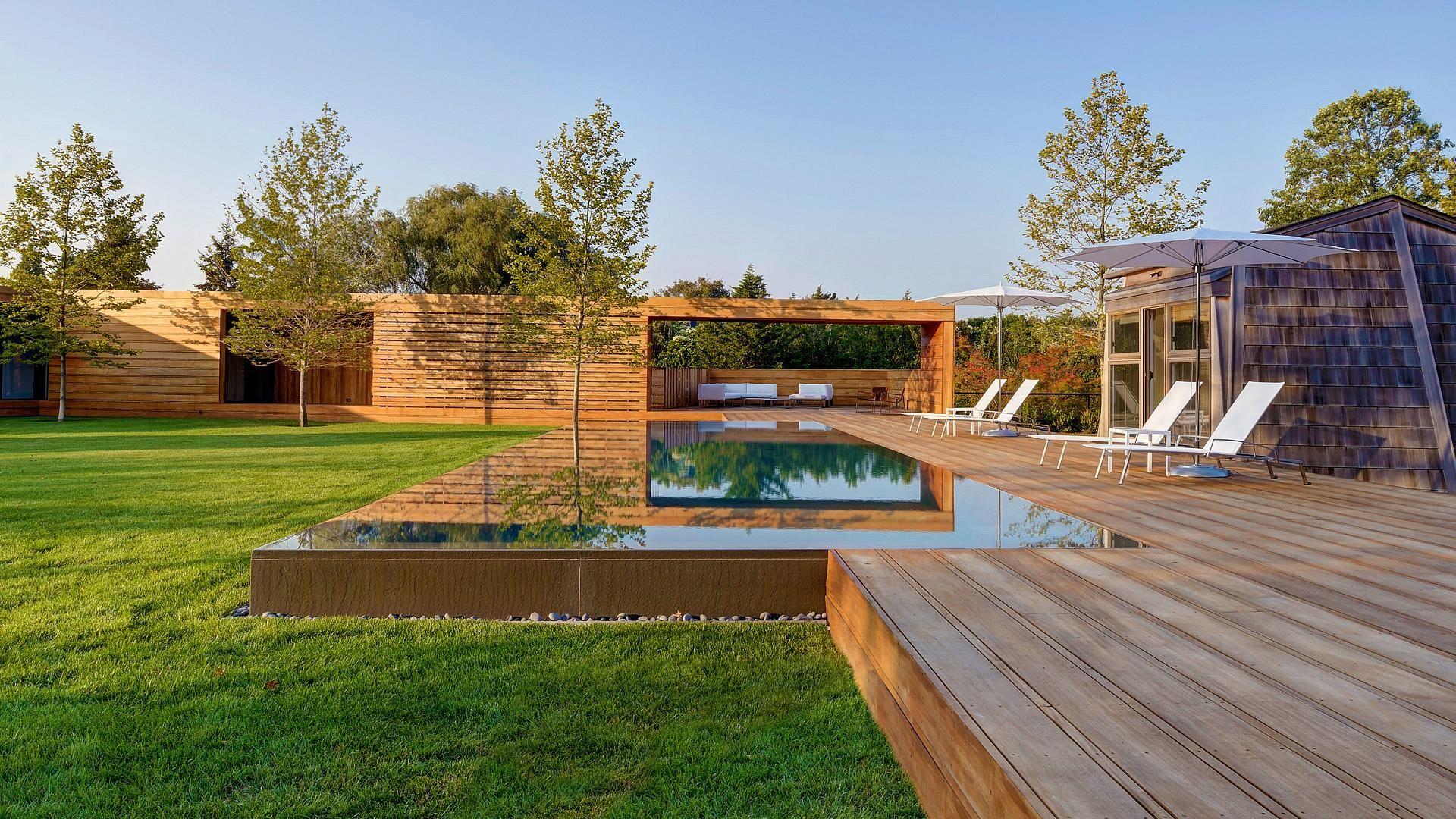 Negative edge pool. Pinned to Pool Design by Darin Bradbury ...