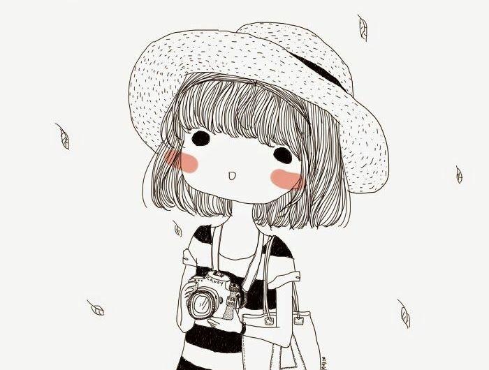 Coloriage De Dessin Anime Pour Fille.Dessin A Colorier Fille Dessin Fille Mode Dessin Anime Pour Petite