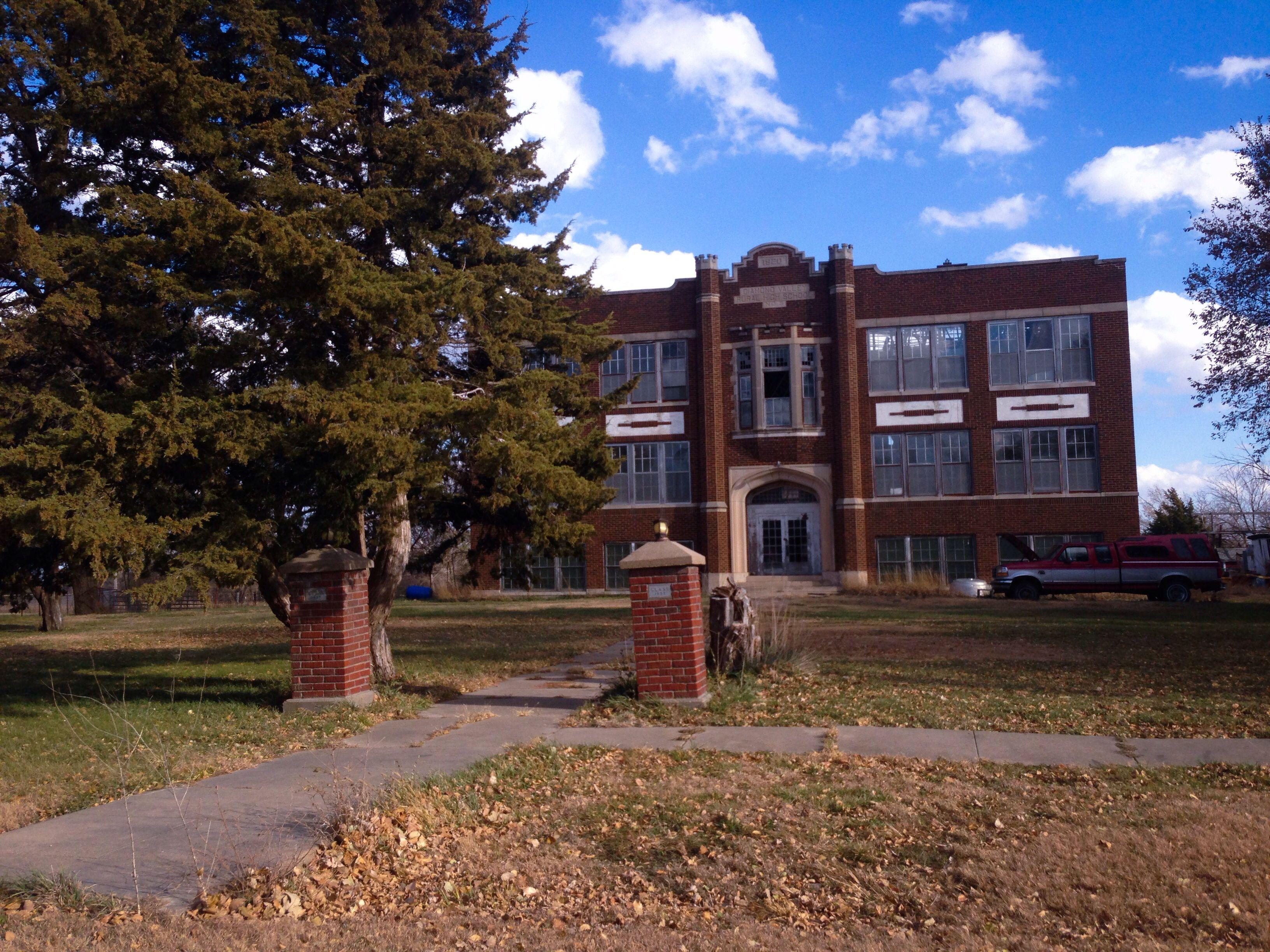 Kansas stanton county manter - Ghost Town Burdick Kansas