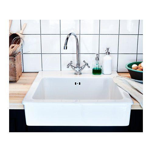 DOMSJÖ Spüle, 1 Becken - IKEA Kutschersberg Pinterest Küche - keramik waschbecken k che