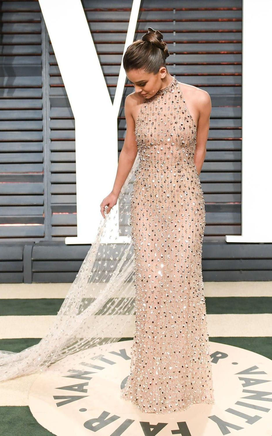 Vanity Fair Oscars After Party Rosie HuntingtonWhiteley