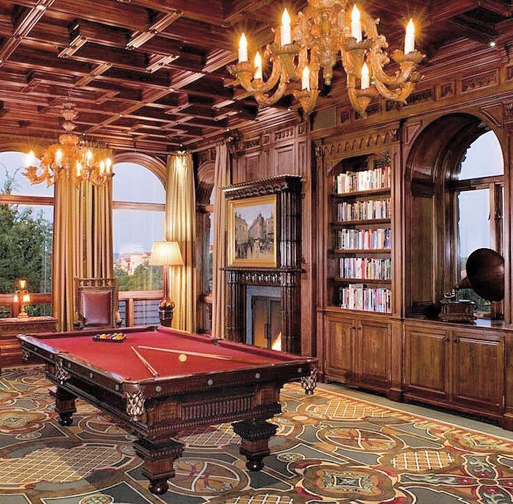 Antique Brunswick Jewel Replica Pool Table Billiards Pinterest - Brunswick chateau pool table