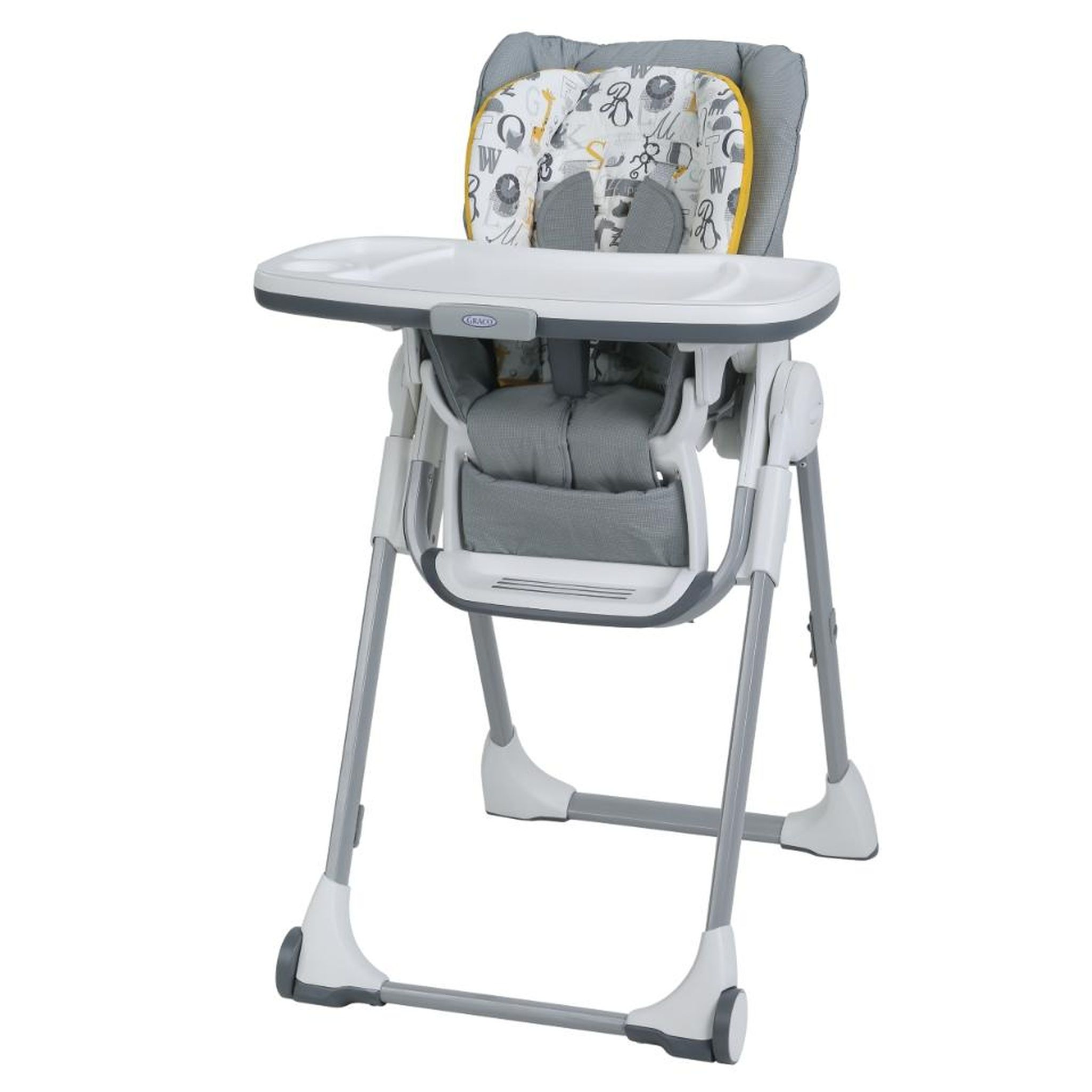 Graco Swift Fold High Chair With One Hand Folding Motion Abc
