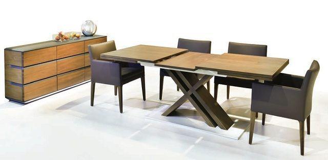 Meble Klose Zebra Salon Desk Dining Bench Office Desk