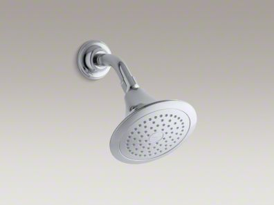 Kohler Forte 65 5 1 2 W Kayalyst Shower Head Shower Heads