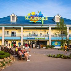 Jimmy Buffett S Margaritaville Pigeon Forge General Information